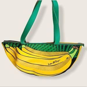 Betsey Johnson Gone Bananas Cooler Bag